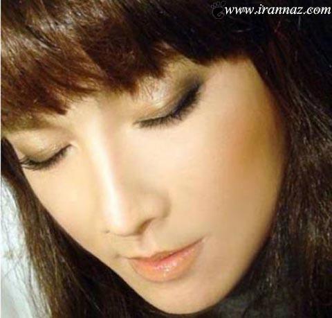 نظرتان درباره چهره این زن زیبا و جوان چیست؟! (عکس)