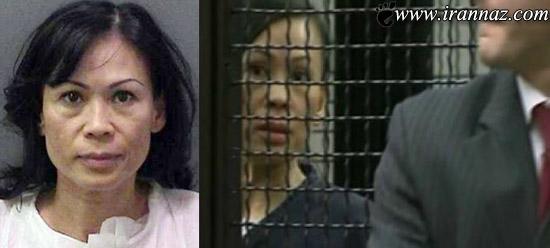 دستگیری زنی که آلت تناسلی شوهرش را برید (عکس)