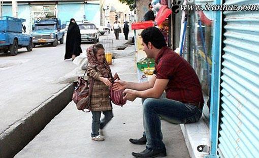 خدیجه شریفی کوتاه قدترین دختر ایرانی