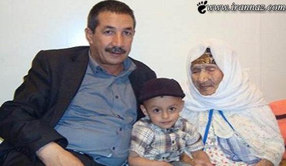 این زن 111 ساله هنوز هم قادر است روزه بگیرد (عکس)
