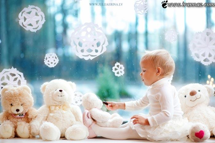 عکس های دیدنی از دنیای شیرین و بیادماندنی کودکان