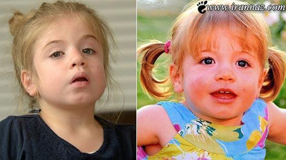 این دختر در حال تبدیل شدن به مجسمه است! (عکس)