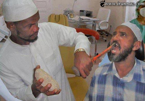 و این هم باحال ترین دندانپزشکی در جهان (فقط بخندید)