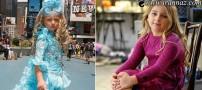 زندگی یک میلیونر 6 ساله به عنوان ملکه زیبایی (عکس)