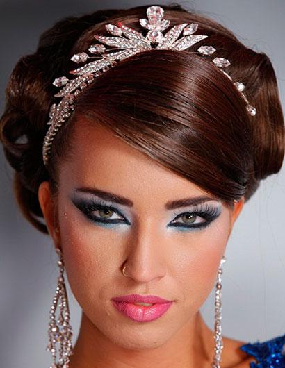 جدید ترین و زیبا ترین مدل های شینیون سال 2013