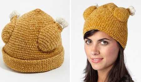 جدید ترین و بامزه ترین مدل کلاه (عکس)