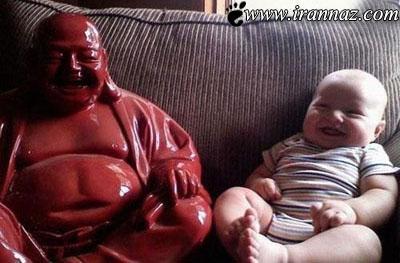 عکس هایی از شباهت های بسیار جالب و خنده دار