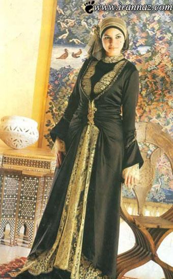 مدلهای بسیار زیبا و جدید لباس ماکسی اسلامی