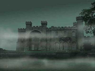 قلعه هایی که صاحبان ان ارواح هستن (عکس)