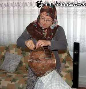 اقدام جالب این خانم برای ترک دادن شوهرش از سیگار