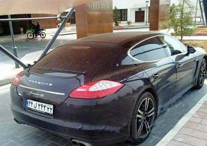 ماشین گران قیمت علی دایی (عکس)