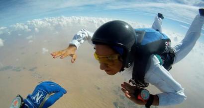 عکس های جالب و دیدنی از دختر پرنده ایرانی