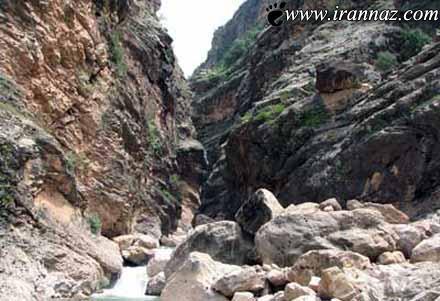 آیا می دانید زیبا ترین آبشار ایران در کجاست؟ (عکس)