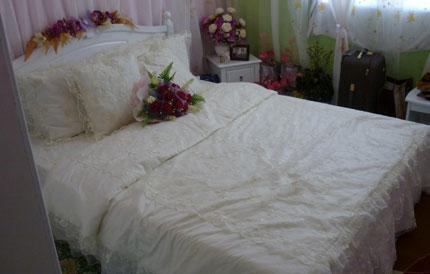 جدیدترین طرح های جذاب و زیبا برای تزیین اتاق عروس