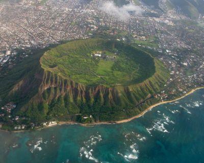 معروف ترین کوه هاوایی (عکس)
