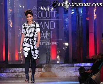 بازیگر زن زیبای هند به گروه مانکن ها پیوست!! (عکس)