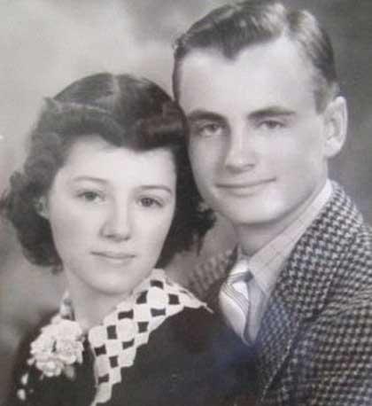 ازدواج جنجالی که 75 سال شد (عکس)
