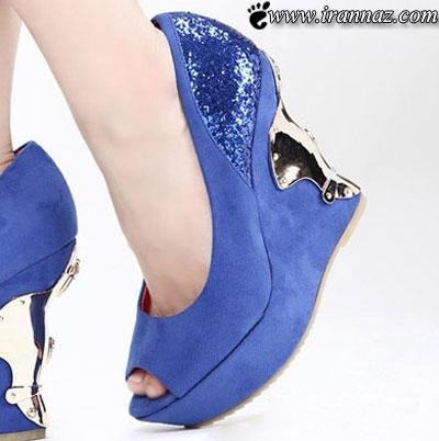 مدل های بسیار شیک و زیبای کفش مجلسی 2013
