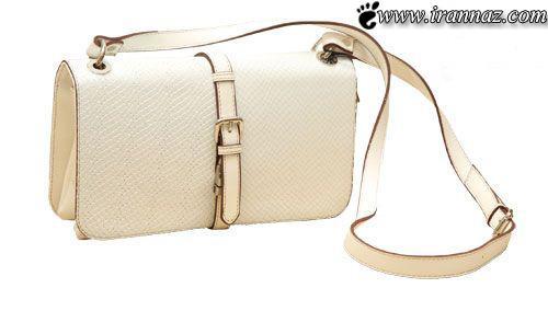 مدلهای زیبا و جدید کیف دستی چرم مخصوص خانم ها