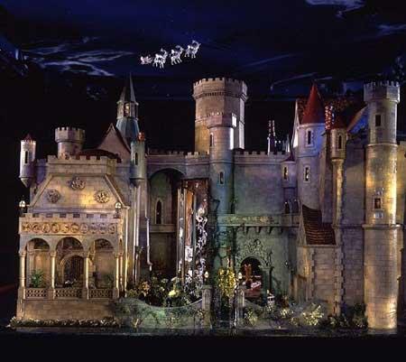 آیا تا به حال در رویای خود چنین خانه ای تصور کرده اید؟