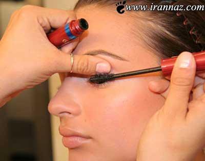با شش اشنباه رایج در آرایش چشم آشنا شوید- عکس