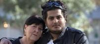ازدواج جالب این پسر 22 ساله با زنی 60 ساله (عکس)