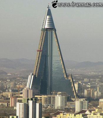 بزرگترین و بی مصرف ترین هتل دنیا در این شهر (عکس)