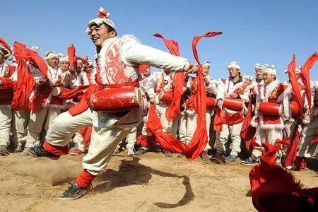 تصاویر منتخب از جشن سال نو در چین