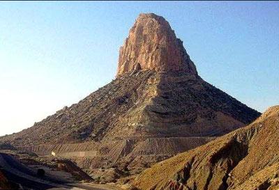 کوهی که ویروس HIV پایش را به انجا نمی گذارد (عکس)