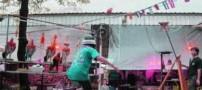 رستورانی منحصر به فرد و جالب در کشور تایلند (عکس)