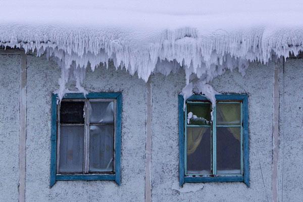 مردمانی که در  سردترین نقطه  جهان  زندگی می کنند (عکس)
