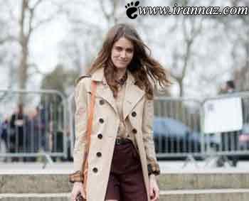 مدل های جدید و بسیار زیبای مانتو از افراد مشهور