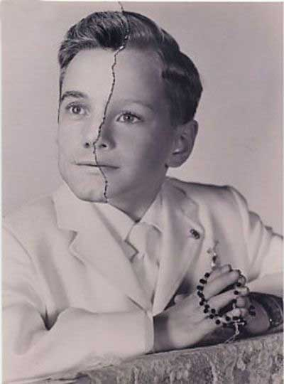 هنر شگفت انگیز فتوشاپ از گذر عمر و پیر شدن چهره