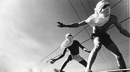 پر هیجان ترین و ترسناک ترین ورزش های دنیا (عکس)