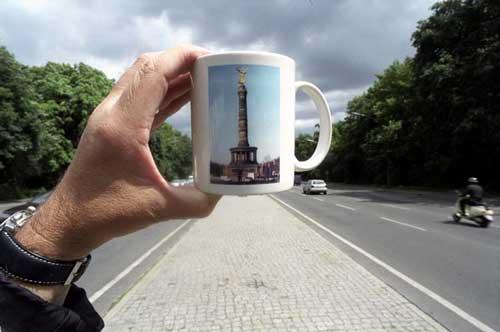 تصاویر بسیار جالب و خلاقانه از هنر زیبای عکاسی!!
