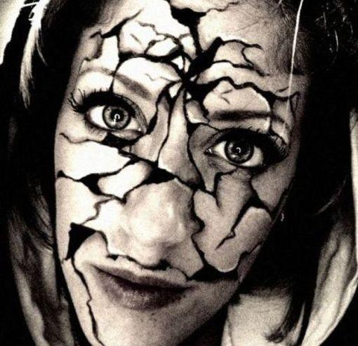 آیا تا به حال دختر هزار چهره دیده بودید؟ (تصاویر)