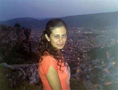آخرین عکس یادگاری این زن قبل از پرت شدن از کوه