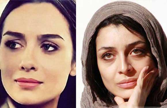 شباهت این بازیگر ایرانی با بازیگر سریال شمیم عشق