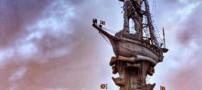 عجیب ترین و جالب ترین مجسمه های سراسر دنیا