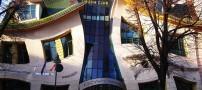عجیب ترین و دیدنی ترین ساختمان های سراسر دنیا