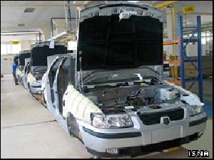 زیان 123 میلیارد تومانی شركت ایران خودرو