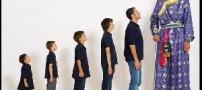 ارتباط موفقیت در زندگی با قد