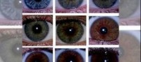 رابطه بین رنگ چشم و دید انسان