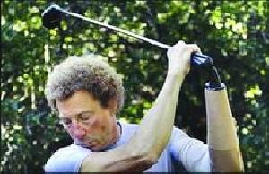 دست مصنوعی مخصوص ورزشکاران