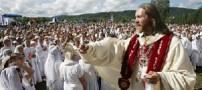 ظهور مسیح جدید در روسیه!!