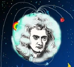 قوانین عشقی نیوتن!(طنز)