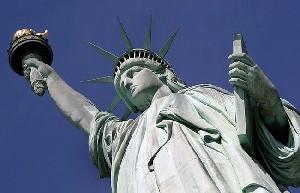 تاریخچه مجسمه آزادی آمریکا
