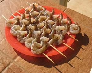 طرز تهیه میگو با خمیر مخصوص به سبک ژاپنی