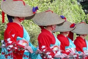 زن در فرهنگ ژاپنی ها