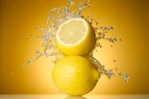 ماسك تمیزكننده پوست ( لیمو)